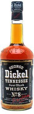 George Dickel Whisky No 12